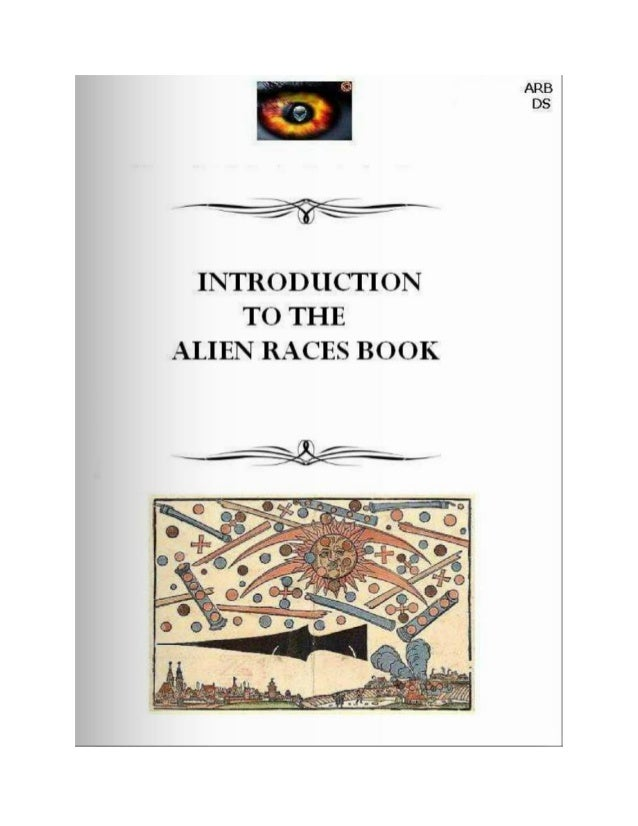 Introduction to the Alien Races - Russian Exopolitics Book (in English)