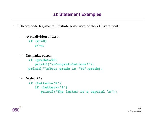 Learning the C Language