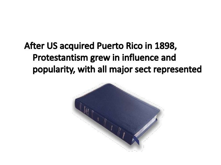 Introduction To The Cultural Aspect Of Puerto Rico