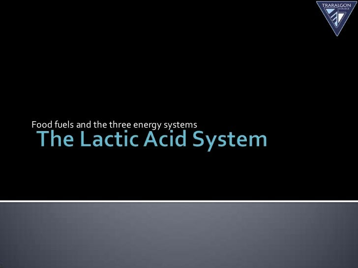 an introduction to the atppc energy system Introducing the first self-contained anaerobic plate for lactic acid bacteria testing:   3m™ petrifilm™ plates use 75% less energy, use 79% less water, produce.