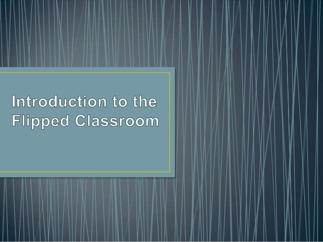 "•The flipped classroom inverts traditional teachingmethods, delivering instruction outside of the classroomand moving ""hom..."