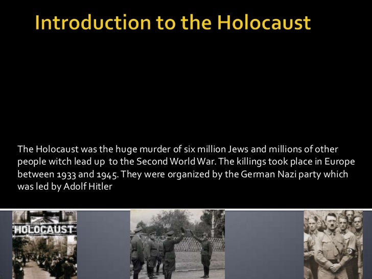 what is holocaust revisionism essay A holocaust revisionism historian would have you believe there was no significant evidence of extermination revisionist, however claim there was no such evidence of murders at belzec and treblinka.
