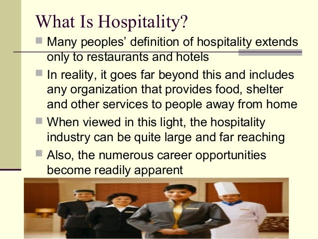 a study of the hotel industry and hospitality Technology's effect on hotels and restaurants: building a strategic hospitality industry technology's impact in the hotel industry a study conducted by griffin (1998) investigated how information.