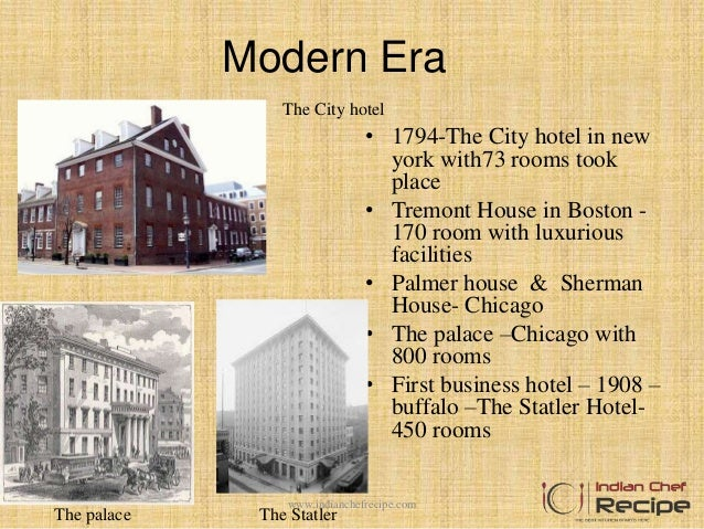 Introduction to the hospitality industry 29 modern era 1794 the city hotel in new york sciox Image collections