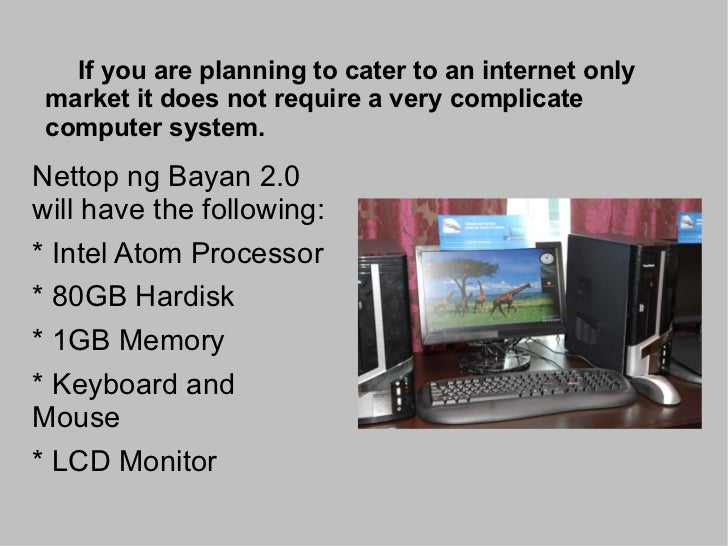 How to create Computer Shop Business or Internet Cafe (in the philippines)