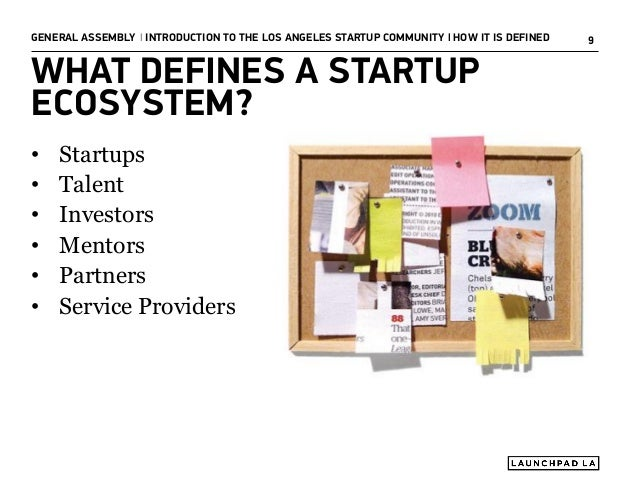 Introduction to the Los Angeles Startup Community Slide 20