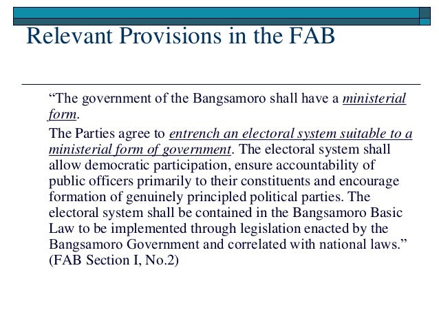 an introduction to the presidental form of government Parliamentary or presidential government  introduction what are the consequences of parliamentary and presidential government for trans-  the voter to form a.