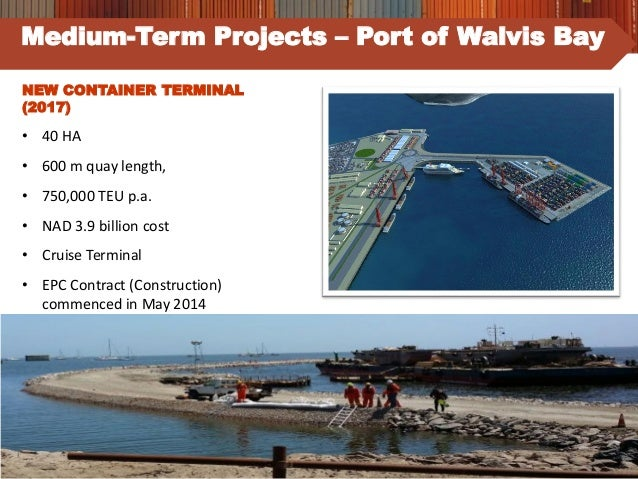 namport walvis bay