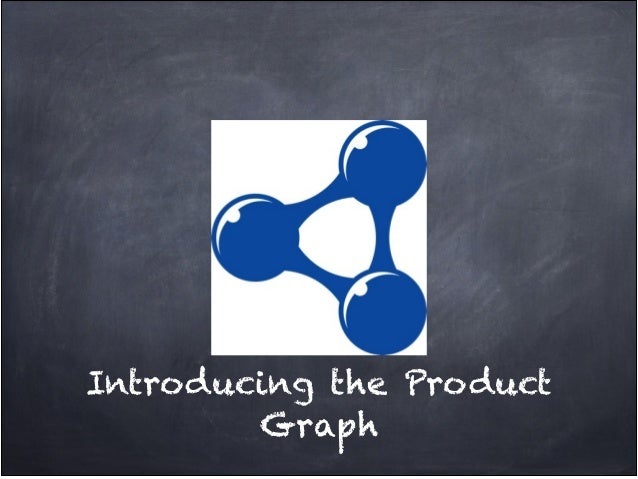 Introducing the Product Graph