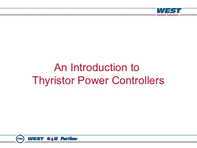 An Introduction to Thyristor Power Controllers
