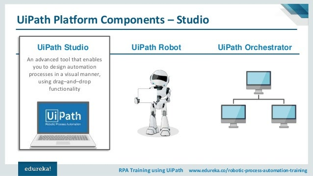 Introduction To UiPath | RPA Tutorial For Beginners | RPA Training us…