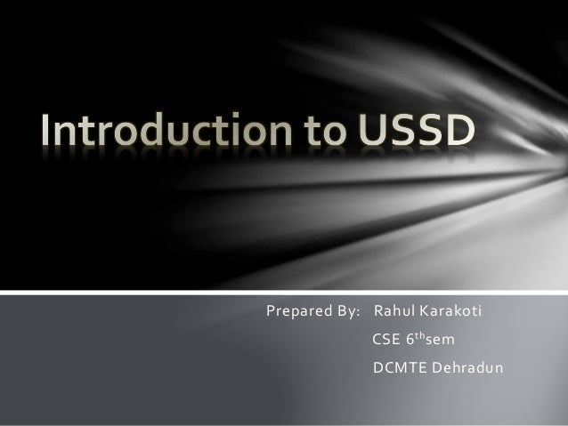 Creating a simple ussd application using africa's talking ussd.