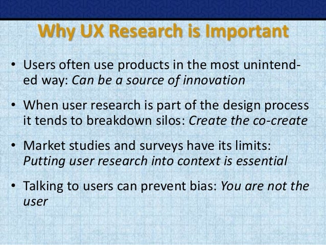 Introduction to UX Research: Fundamentals of Contextual Inquiry Slide 2