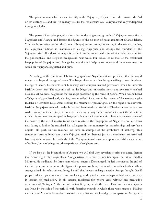 Introduction to vajrayana Slide 3