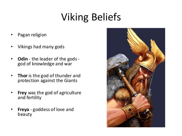 An introduction to the history of the vikings