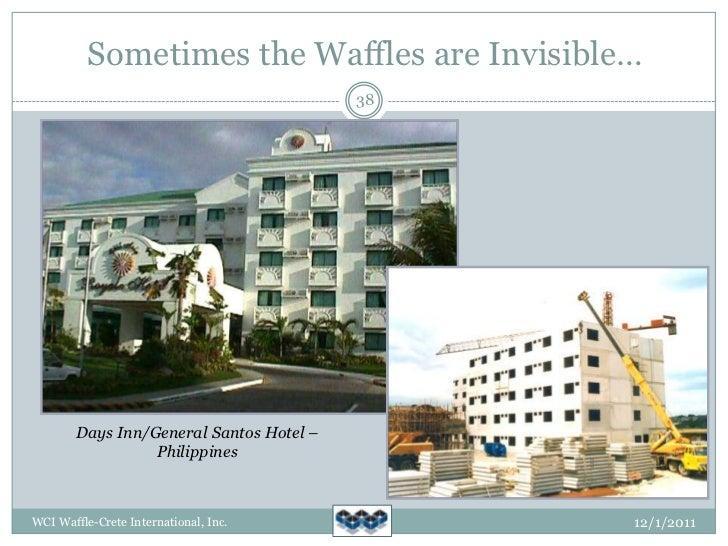 introduction to the waffle crete precast concrete building. Black Bedroom Furniture Sets. Home Design Ideas