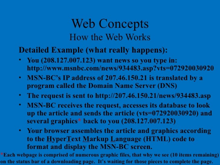 """introduction to web technology """"in an era of computing dominated by the world wide web, technology referred  to as web services stands as a key one for allowing computers to communicate."""