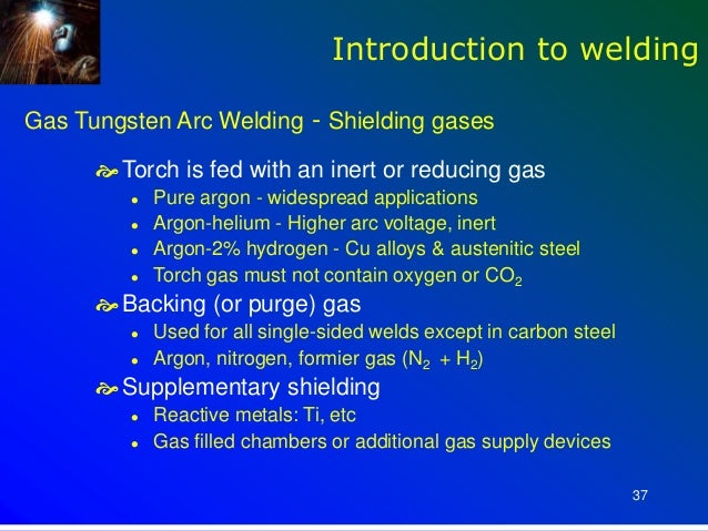An Introduction to Welding Inspection introduction to welding gas