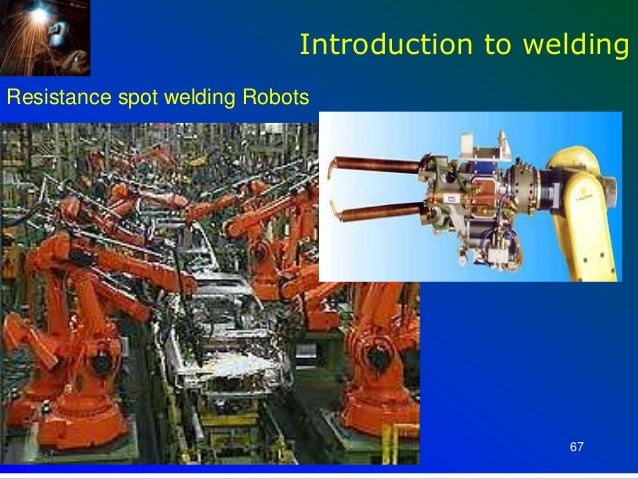Introduction to Resistance Welding introduction to resistance welding