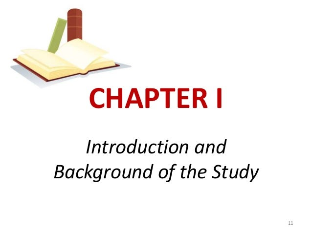 Chapter 4 thesis presentation and analysis of