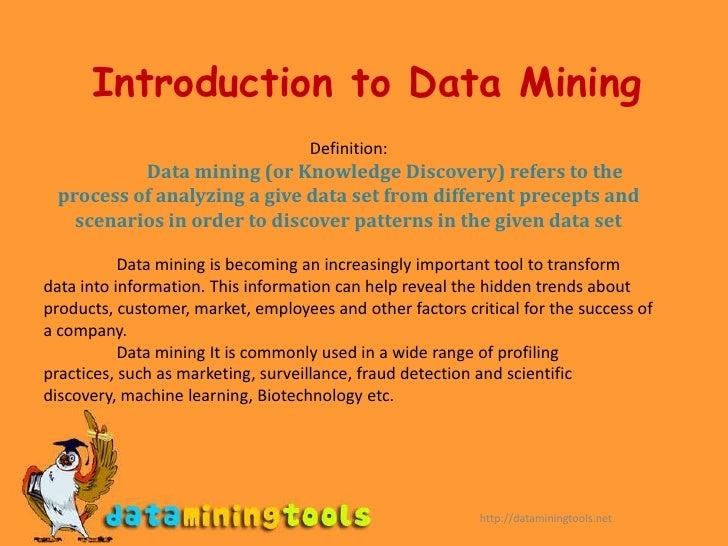 Data Utilities – (Sampling)