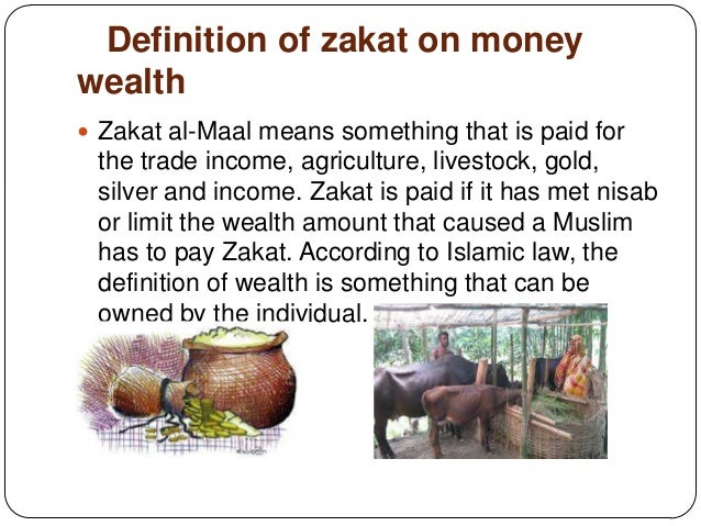 Calendar Year Legal Definition : Introduction to zakat on money wealth