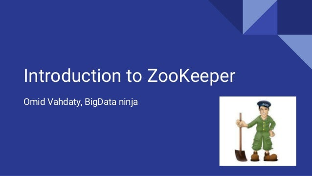 Introduction to apache zoo keeper