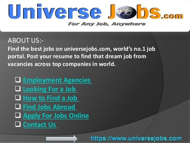 best job searching websites