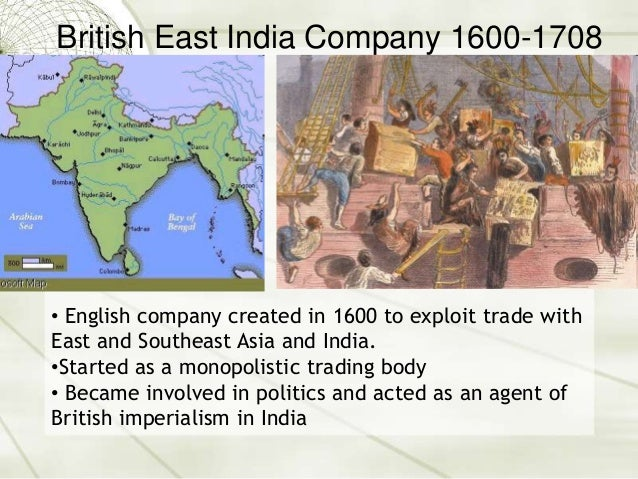 British Empire Introductory Chapter