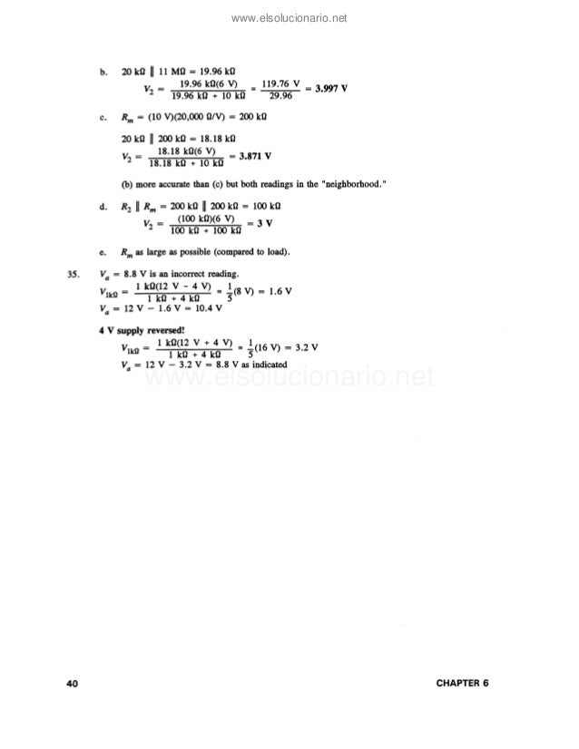 Introductory Circuit Analysis Solution Manual Pdf