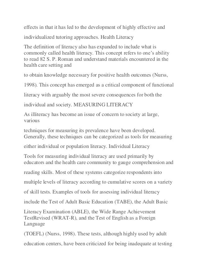 terrible consequences of illiteracy Finally, the gleason 6 disease has very questionable significance and the detection and treatment of the gleason 6 should be severely curtailed in order to stop the terrible consequences of debilitating treatments such as the robotic prostatectomy.