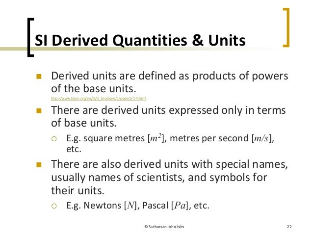 Introductory Physics Physical Quantities Units And Measurement