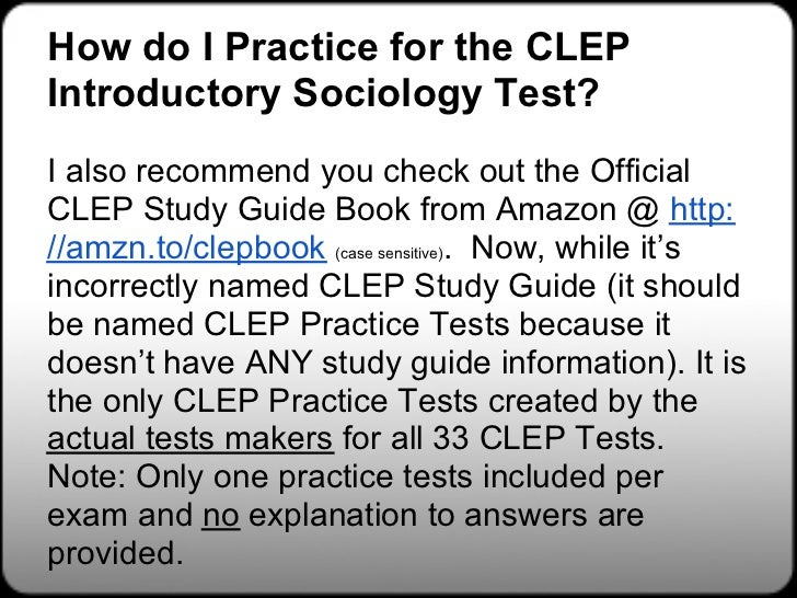 Free CLEP Practice Tests and Study Guides | Powerhouse Prep