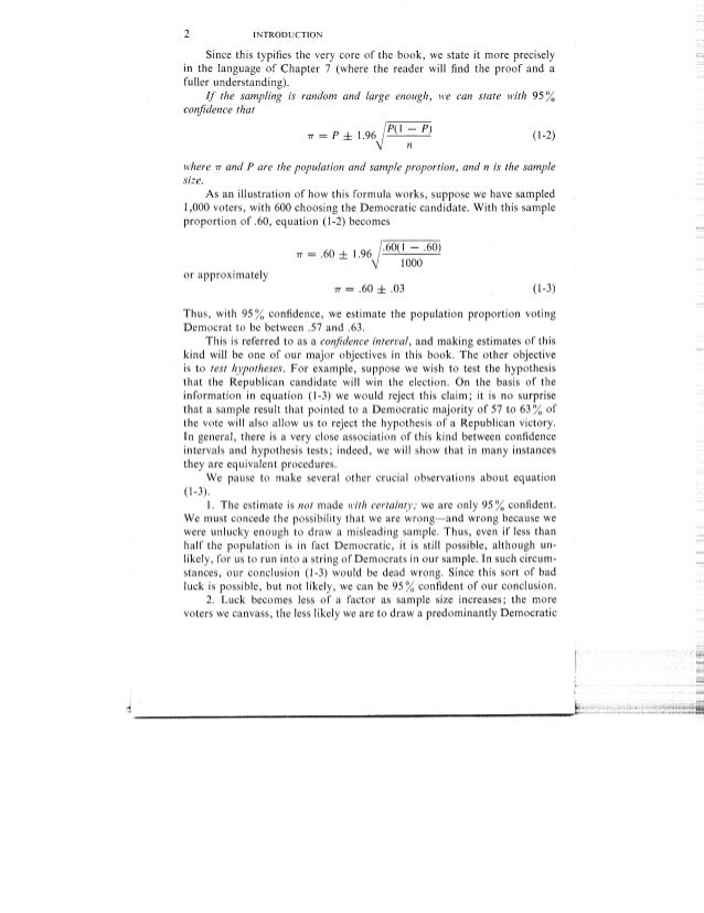 introductory statistics by thomas h wonnacott ronald j wonnacott