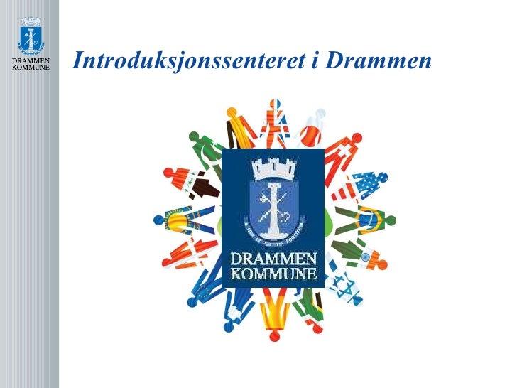 Introduksjonssenteret i Drammen