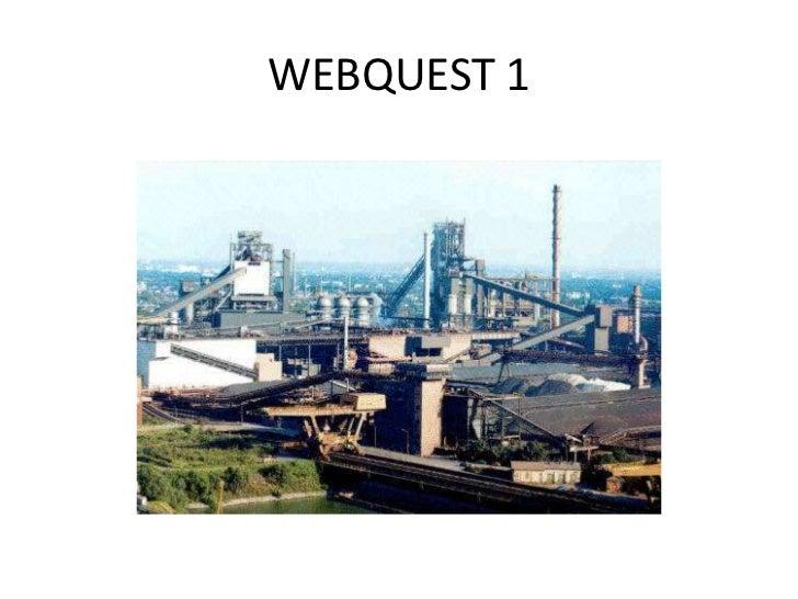 WEBQUEST 1