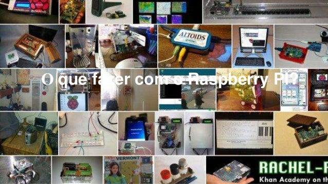 O que fazer com o Raspberry PI? http://c9.io