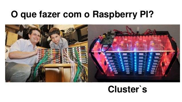 O que fazer com o Raspberry PI? JASPER