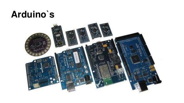 Arduino`s