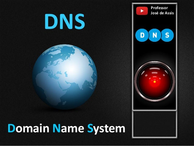 DNS Professor José de Assis Domain Name System