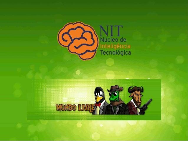 Introdução ao LinuxIntrodução ao Linux Inclusão digital por Software Livre Equipe Mundo Livre facebook.com/mundolivreufvjm...