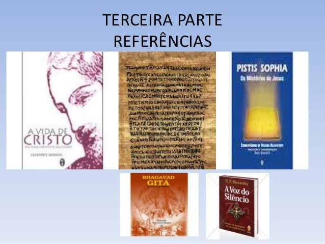 TERCEIRA PARTE REFERÊNCIAS