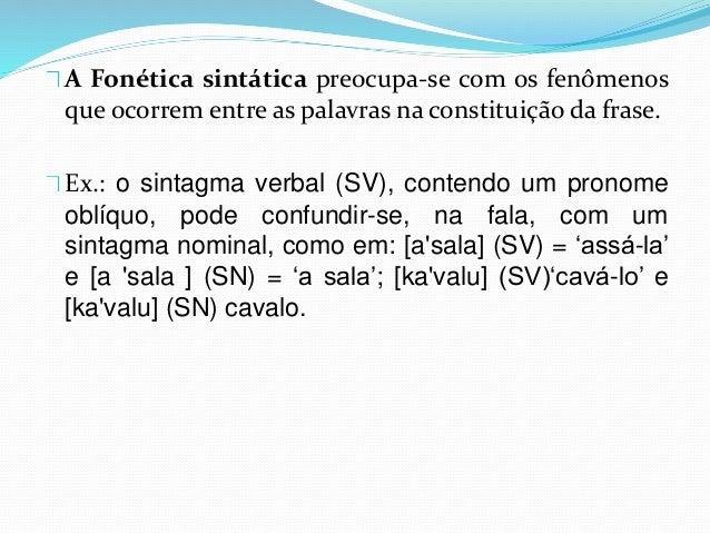 Introdução à fonética e à fonologia parte 1