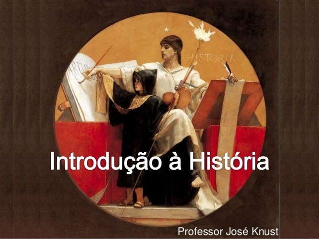 Professor José Knust