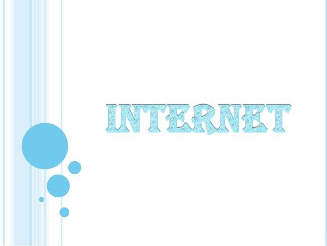 Internet é um conjunto de redes mundial, e o nome tem origem inglesa, onde intervém de internacional e net significa rede,...