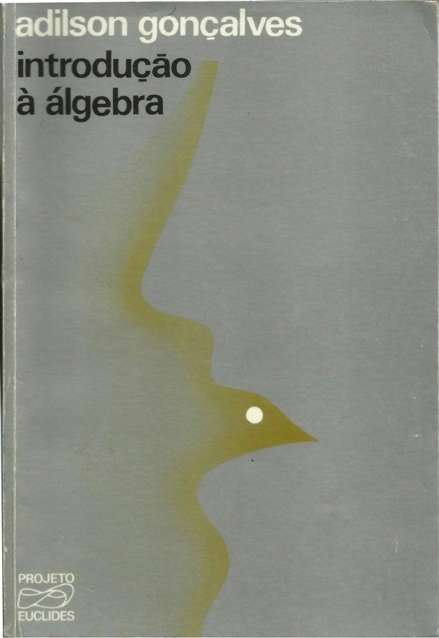 Introdução à álgebra