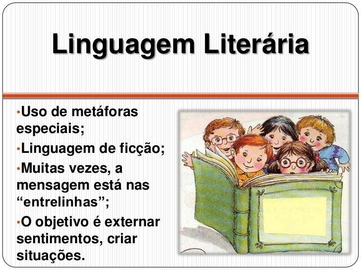 Introdução à literatura Slide 3