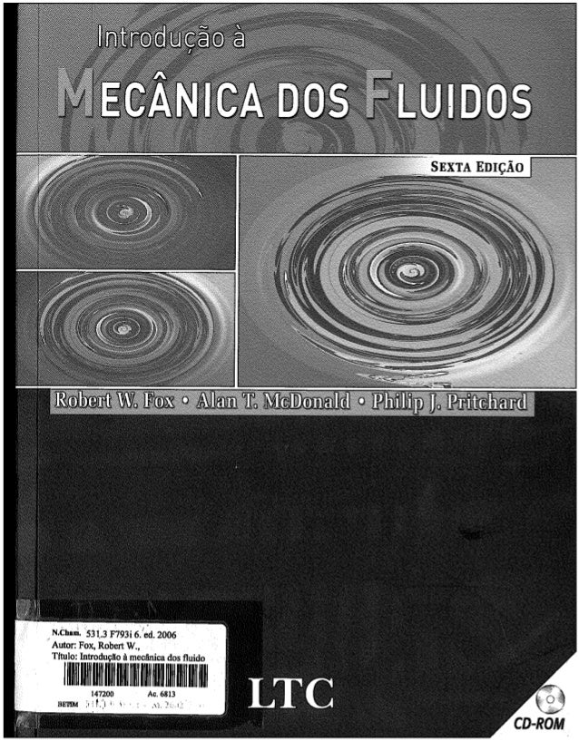 Introdução a mecanica dos fluidos