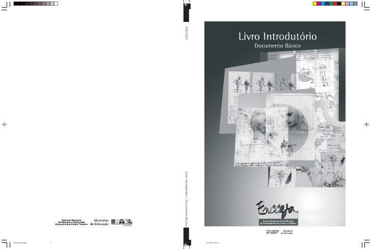 10/7/2003, 15:16 ENCCEJA   Livro Introdutório / Documento Básico                                                       1  ...