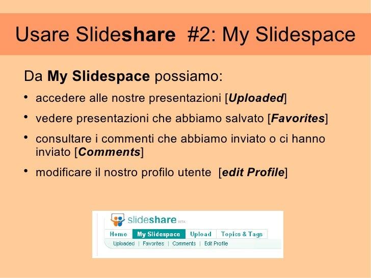 presentazioni da slideshare